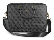 Guess 4G Monogram Laptop Bag Grijs - Laptoptas tot 15 inch