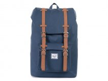 Herschel Little America Mid-Volume Rugzak (Navy/Tan)
