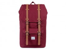Herschel Supply Co. Little America Rugzak - Wine/Tan