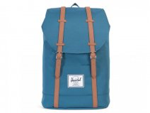 Herschel Retreat Rugzak Laptoptas tot 15 inch (Teal)