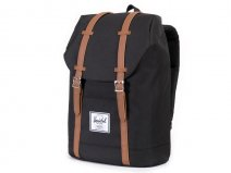 Herschel Supply Co. Retreat Rugzak - Black/Tan