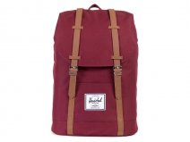 Herschel Supply Co. Retreat Rugzak - Windsor Wine/Tan