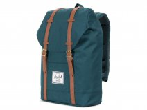 Herschel Supply Co. Retreat Rugzak - Deep Teal/Tan
