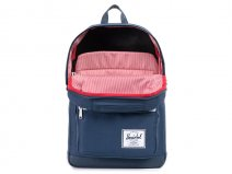 Herschel Pop Quiz BackPack Rugzak met 15 inch Laptopvak (Navy/Navy)