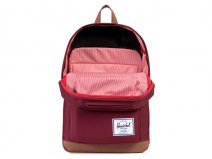 Herschel Supply Co. Pop Quiz Rugzak - Windsor Wine/Tan