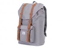 Herschel Little America Mid-Volume Rugzak (Grey/Tan)