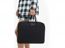 Kate Spade Daily Laptop Bag Zwart - Laptoptas tot 16 inch