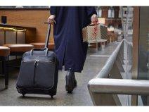 Knomo Burlington - Cabin Size Laptop Trolley tot 15 inch