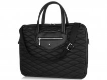 Knomo Charlotte Slim Brief - Laptoptas tot 15 inch