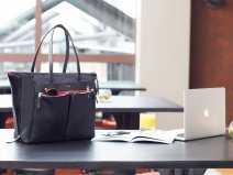 Knomo Grosvenor Place Tote - Dames Laptoptas 15 inch