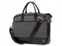 Knomo Princeton Brief - Laptoptas tot 15 inch