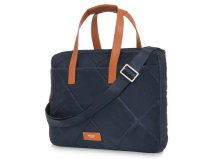 Knomo Talbot Slim Brief - Dames Laptoptas tot 14 inch