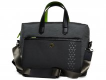 Lamborghini Laptop Bag Zwart - Laptoptas tot 15 inch