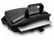 Mercedes-Benz Laptop Bag Zwart - Laptoptas tot 15 inch