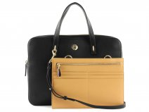 Tommy Hilfiger Charming Computer Bag (Black)