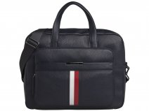 Tommy Hilfiger Downtown Corp Laptoptas (Navy)
