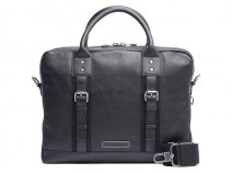 Tommy Hilfiger Tiago Brief - Laptoptas tot 14 inch