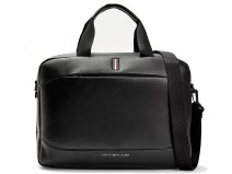 Tommy Hilfiger Metro Weekend Laptoptas - Zwart