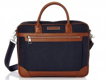 Tommy Hilfiger Patrick Laptop Bag Navy - Laptoptas tot 14 inch