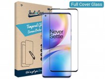 OnePlus 8 Screen Protector Tempered Glass Full Cover Edge to Edge