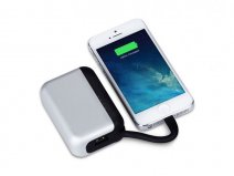 Just Mobile TopGum Lightning - 6000mAh Powerbank (2.5A)