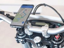 SP-Connect Moto Mount Pro Chroom - Motorhouder (Losse Mount)