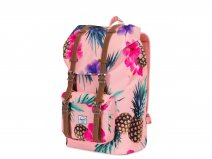 Herschel Supply Co. Little America Rugzak - Peach Pineapple (Mid)