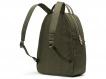Herschel Supply Co. Nova Mid-Volume Rugzak - Olive Night Crosshatch