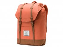Herschel Supply Co. Retreat Rugzak - Apricot Brandy/Tan