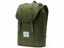 Herschel Supply Co. Retreat Rugzak - Olive Night Crosshatch