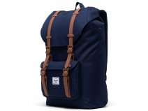 Herschel Supply Co. Little America Rugzak - Peacoat/Saddle Brown (Mid)