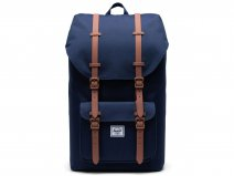 Herschel Supply Co. Little America Rugzak - Peacoat/Saddle Brown