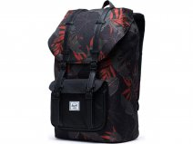 Herschel Supply Co. Little America Rugzak - Dark Olive Palm