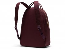 Herschel Supply Co. Nova Mid Rugzak - Plum/Ash Rose